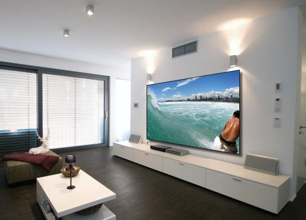 The big picture: Projection screen basics  Thinking about getting a projector? Don't forget the screen!