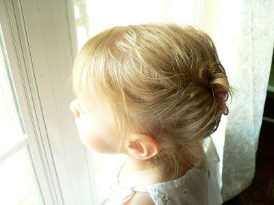 OakRose Mama: 11 Easy Toddler Hairstyles