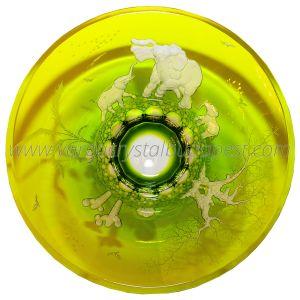 Safari Green Bowl 2600€