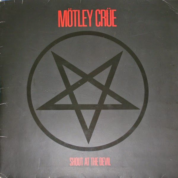 Vinyl Forever: Mötley Crüe ‎– Shout At The Devil LP 12""