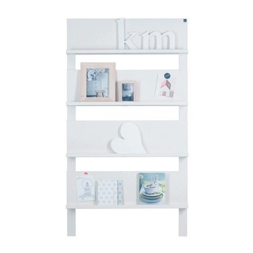 Woood 101 dingen rek / magazine rek - Kasten - Woood Furniture - Fonq.nl