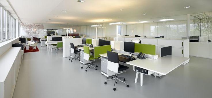 Vitra interio v sendorf sterreich offices general for Office design vitra