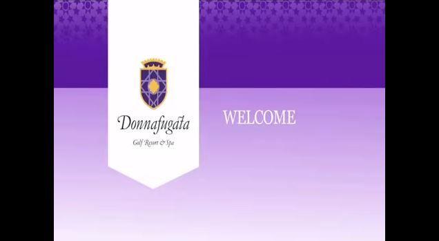 Donnafugata Golf Resort & Spa, Sicily - http://www.whataboutitaly.com/video/donnafugata-golf-resort-spa-sicily/