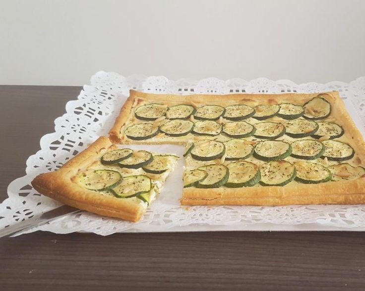 Descubre cómo preparar Tarta de Queso y Calabacín de manera fácil y sencilla. Aprende a cocinar con Recetas Fáciles y Reunidas