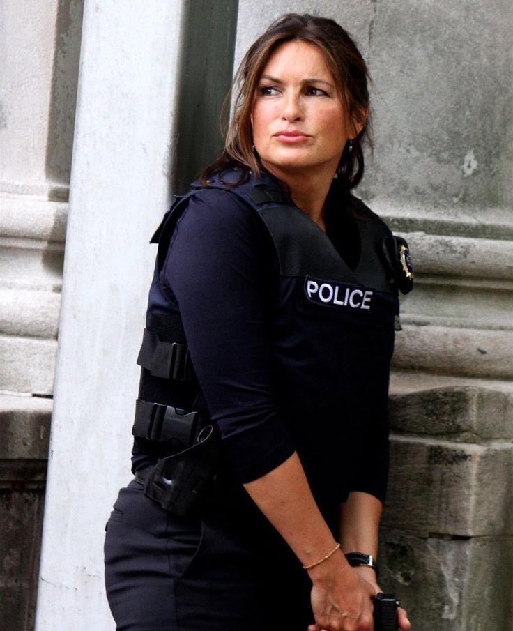 Lieutenant Benson