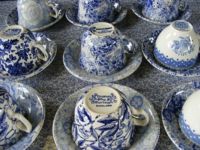 Burleighware - the last remaining Victorian pottery