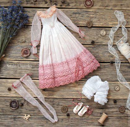 Комплект одежды для текстильной куклы София