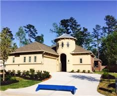 NEW Home! Ryland Homes- Bellini plan in The Woodlands. Immense Architectural Design which features Barrel Vault Ceiling @ Master, Coffer Ceiling @ Study & Vaults throughout. Rotunda @ Foyer to greet you. Casita detached from home. Granite Countertops, Stainless Appliances, Full Sod & Sprinkler. Ext Lanai to hug the home and Side Courtyard with covered patio. Ryland Homes HouseWorks Energy Efficiency Package! Energy Star 3.0, 15 SEER A/C. Tankless water heater