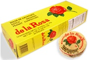 Tradicional dulce Mexicano a base de Cacahuate - peanut candy, this is my daughter's fav and a fav of mine, too.