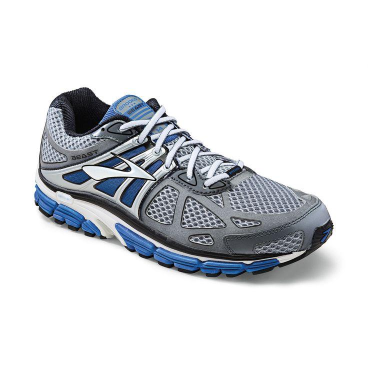 Brooks Beast '14 Men's Motion Control Running Shoes Style #110171   http://www.brooksrunning.com/en_us/mens-beast-14-running-shoes/110171.html