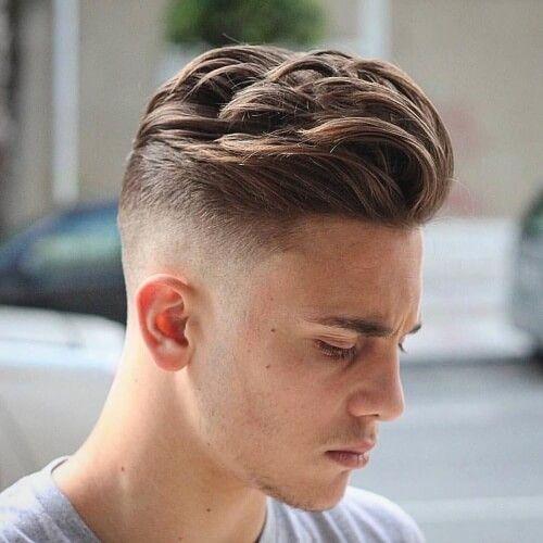 55 Atrevido O Elegante Mohawk Peinados Para Hombres Corte De Pelo