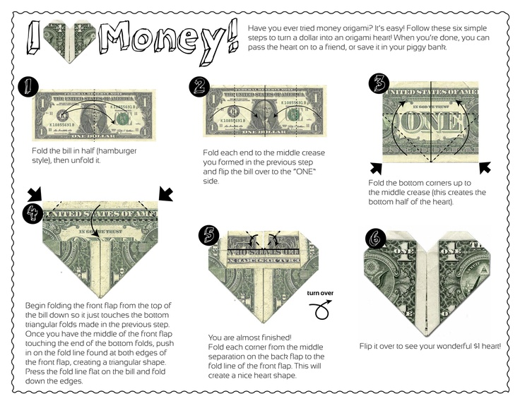 How to make origami elephant out of money - photo#52