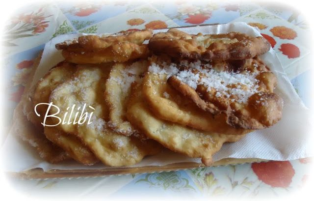 In cucina con Bilibì: Frittelle di pasta di pane