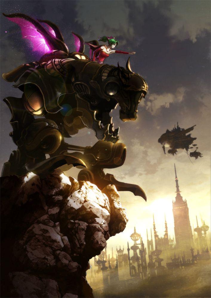 Final Fantasy VI - Terra Branford by Technoheart
