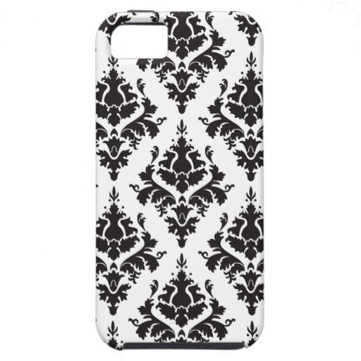 Vintage pattern iPhone 5 cases