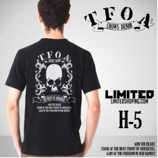 T-Shirt Crows Zero - TFOA - Kode H-5