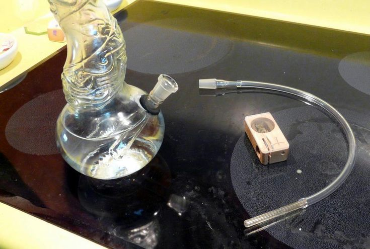 How to Make a Vaporizer to Bong Interface Adapter