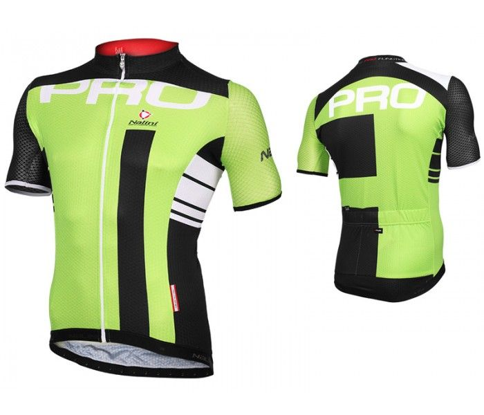 Nalini Lato Lightweight Short Sleeve Jersey  2015 - Green