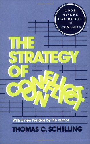 246 best economics genderpolicy books images on pinterest book the strategy of conflict by thomas c schelling book fandeluxe Images