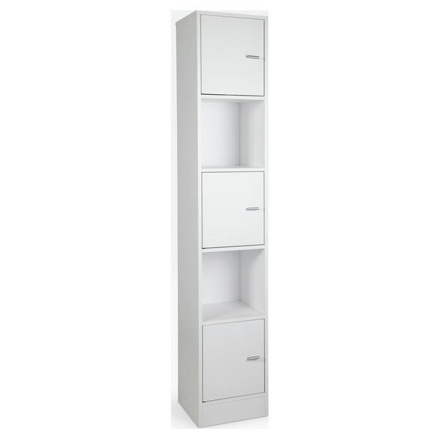 Argos Home Tall Bathroom Storage