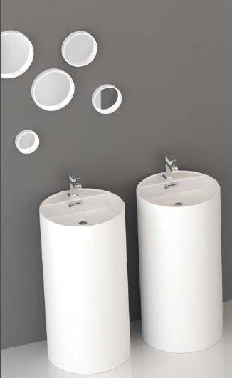 78 best designer bathrooms images on pinterest basins bathroom basin and bathroom ideas. Black Bedroom Furniture Sets. Home Design Ideas