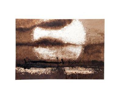 Картина ATARDECER - холст, 100х150см