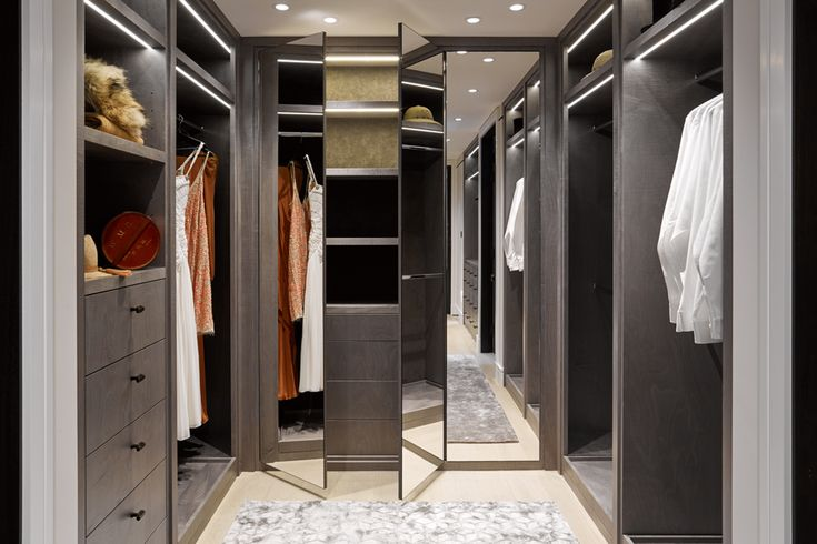 Walk In Closet Two D Mayfair Interior Design Pinterest Joinery Dressing Room And