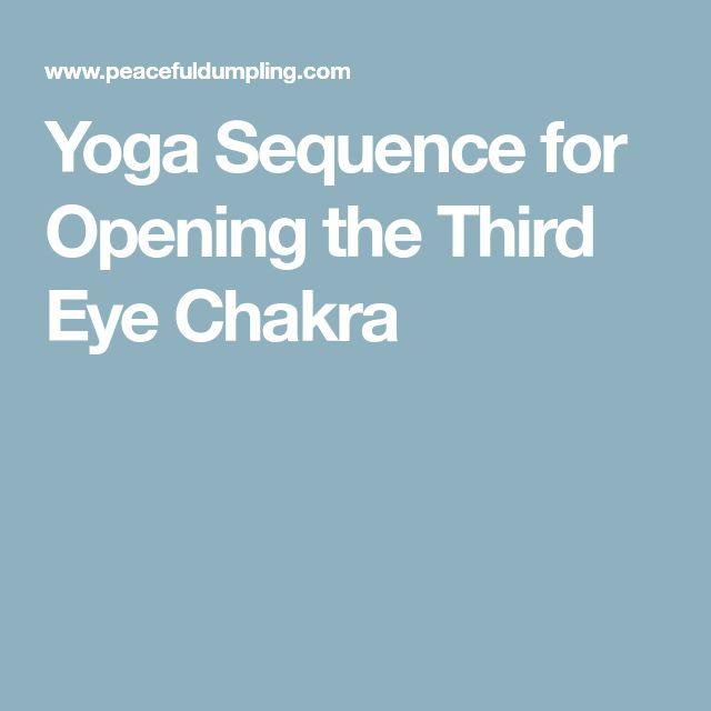 opening your third eye pdf