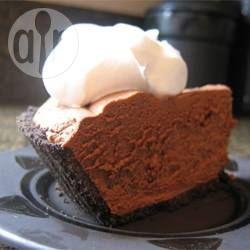 Chocolate Truffle Tart @ allrecipes.com.au