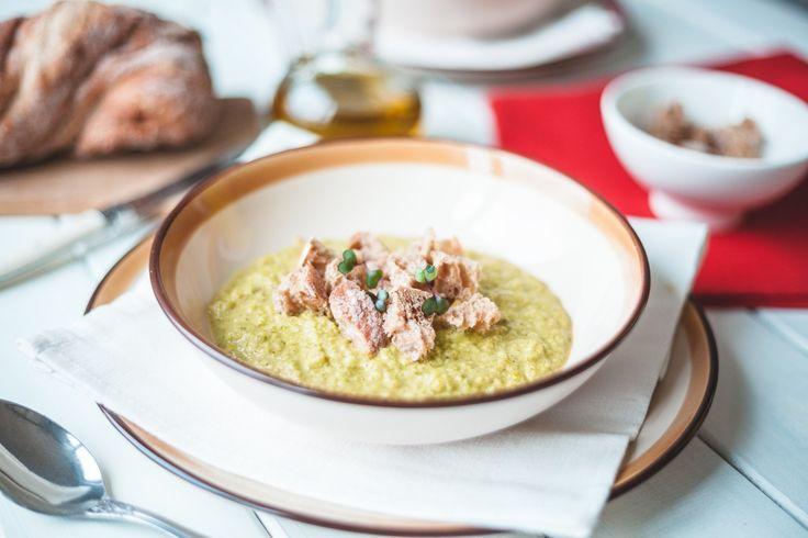 Broccoli creme soup
