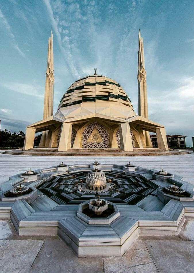 Incredible Masjid in Turkey
