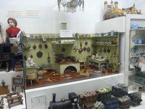 Muzeum hraček Praha