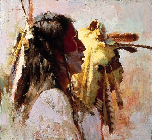 1101 Best Images About Native American Art On Pinterest: Western And Native American
