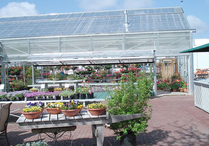 And Garden Center With Images Garden Center Landscape