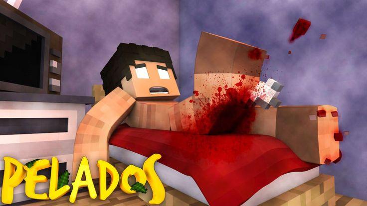 Minecraft: PELADOS! - #91 PERNA QUEBRADA!!