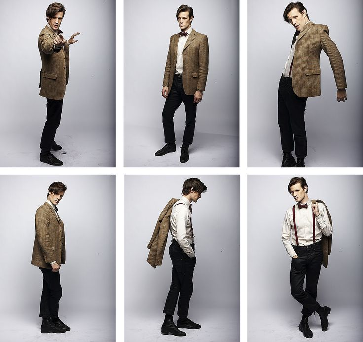 SPOILERS, SWEETIE: The Eleventh Doctor's New Clothes!! | Word of the Nerd
