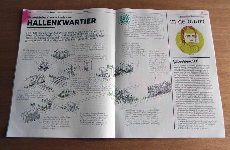 Hallenkwartier overview