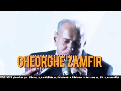 Gheorghe Zamfir, decorat cu cea mai înaltă distincţie de stat a Republicii Moldova