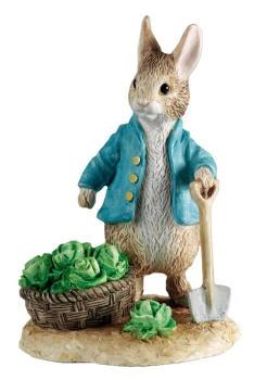 Peter Rabbit Mini Figurine - Beatrix Potter Figurines A6615 | ENESCO