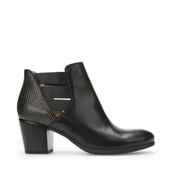 Find Lucinda women's booties in black  Order now at Geox  Free returns!