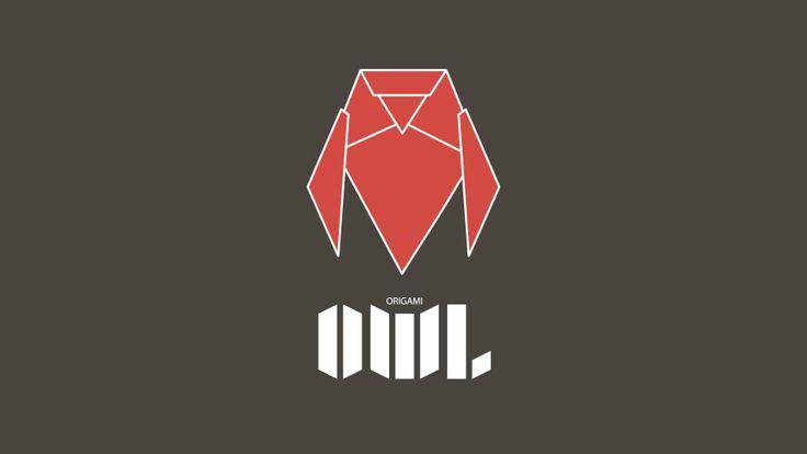 Логотип в виде совы