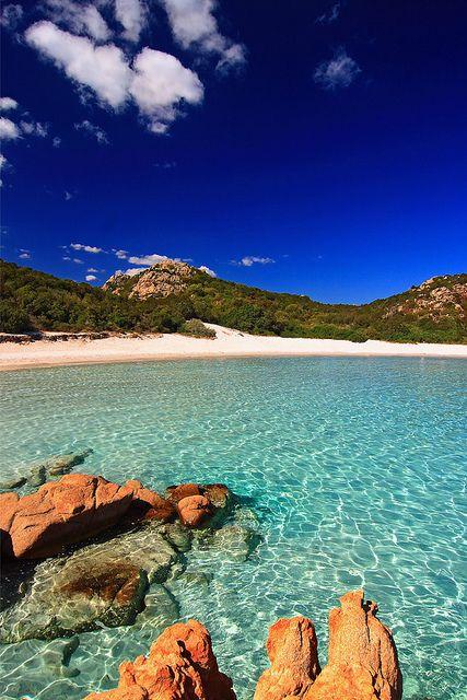 Sardinia, amazing turquoise water !  Visit Sardinia with us : http://www.discoverfrance.com/italy/self-guided/sardinia-island-6-nights