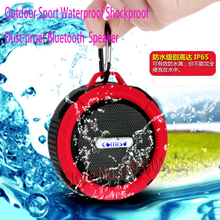 >> Click to Buy << Outdoor Mountain climbing Bicycle Hi-Fi Bluetooth Speaker Sport Waterproof Shockproof Dust-proof Portable Bluetooth Speaker #Affiliate