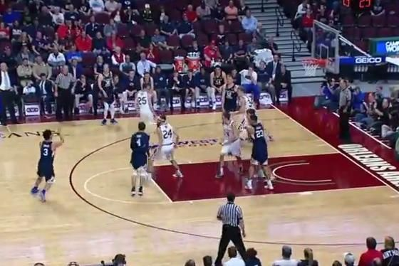 Jock Landale scored a game-high 22 points, and Saint Mary's made 13 shots from 3-point range as the 19th-ranked Gaels beat BYU 81-50 in a…