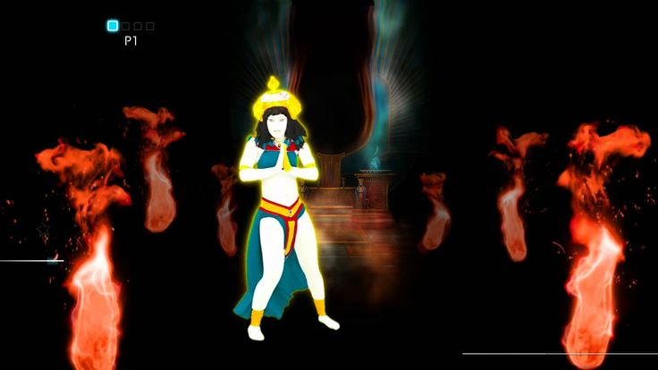 Rich Girl - Gwen Stefani Ft. Eve - Just Dance 2014 (Wii U)