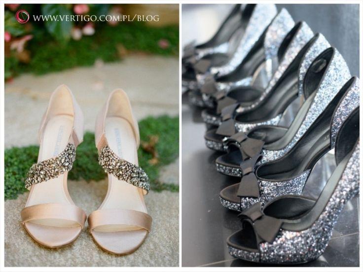 Niesamowite buty ślubne | Vertigo.com.pl