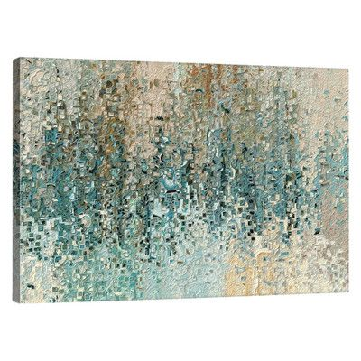 """Great Big Canvas """"Revealed in Jesus Romans 8:39"""" by Mark Lawrence Graphic Art on Canvas"""