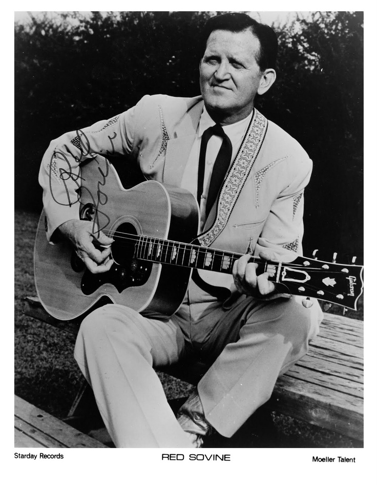 Apr 4th, 1980, Red Sovine (b. 1917), American country music singer died at 61.