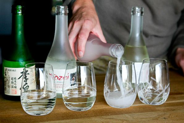 How to pair Japanese sake with food | Steamy Kitchen Recipes