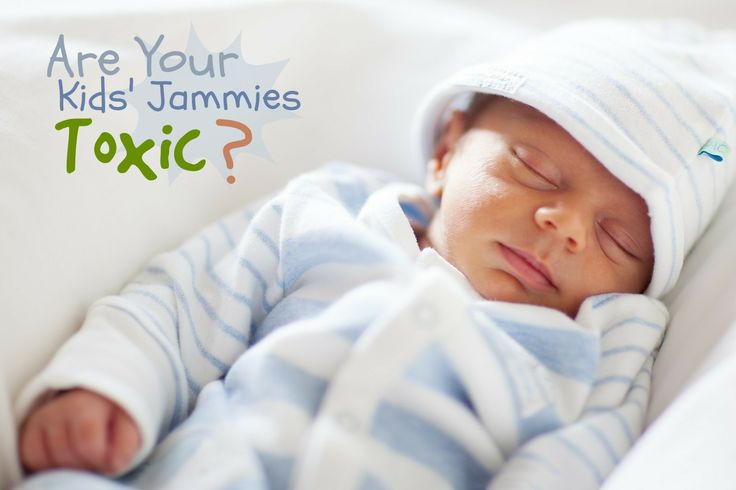 Are there chemicals in your children's pajamas? You MUST read this from @Eatplaylovemore